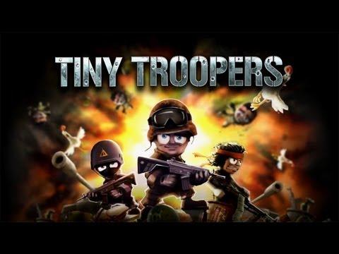 لعبة الاكشن والمهمات الرائعة والخفيفة Tiny Troopers 2012. Repack Excellence