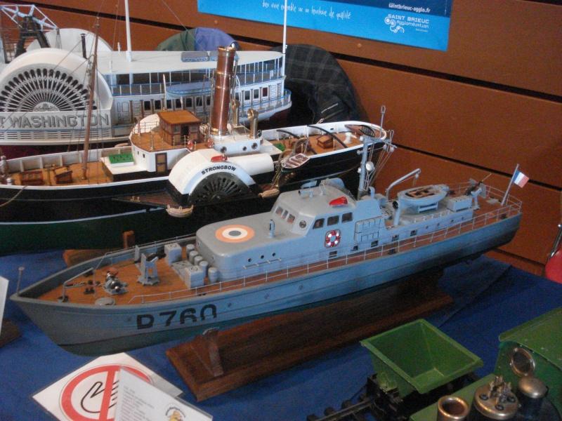bateau p760