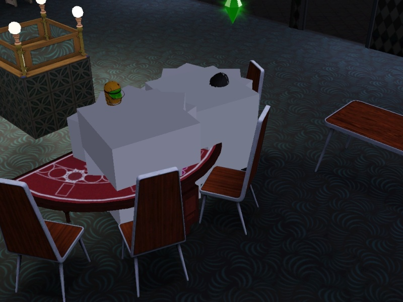 sims 3 lucky simoleon casino fix
