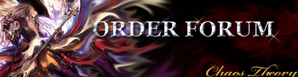 The Order: Chaos Theory