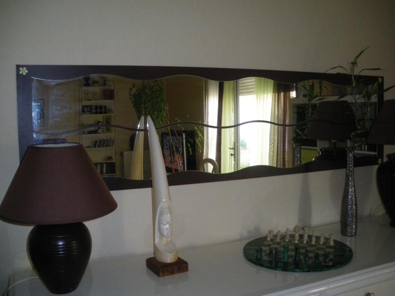 comment consolider un panneau de bois avec miroirs trop. Black Bedroom Furniture Sets. Home Design Ideas