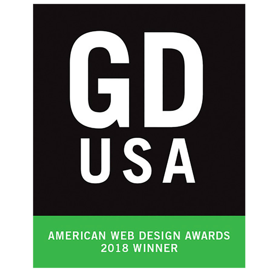 GD web awards 2018