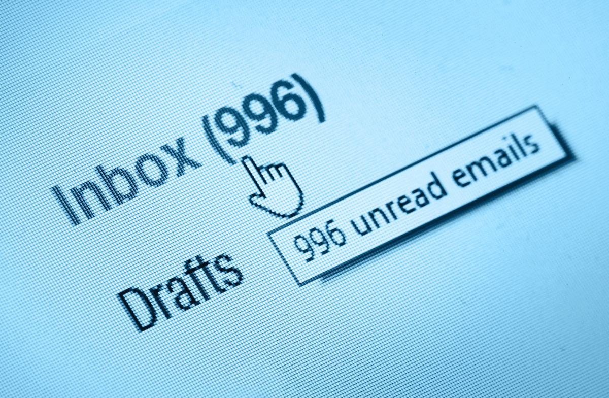 Препълнена поща в споделен хостинг