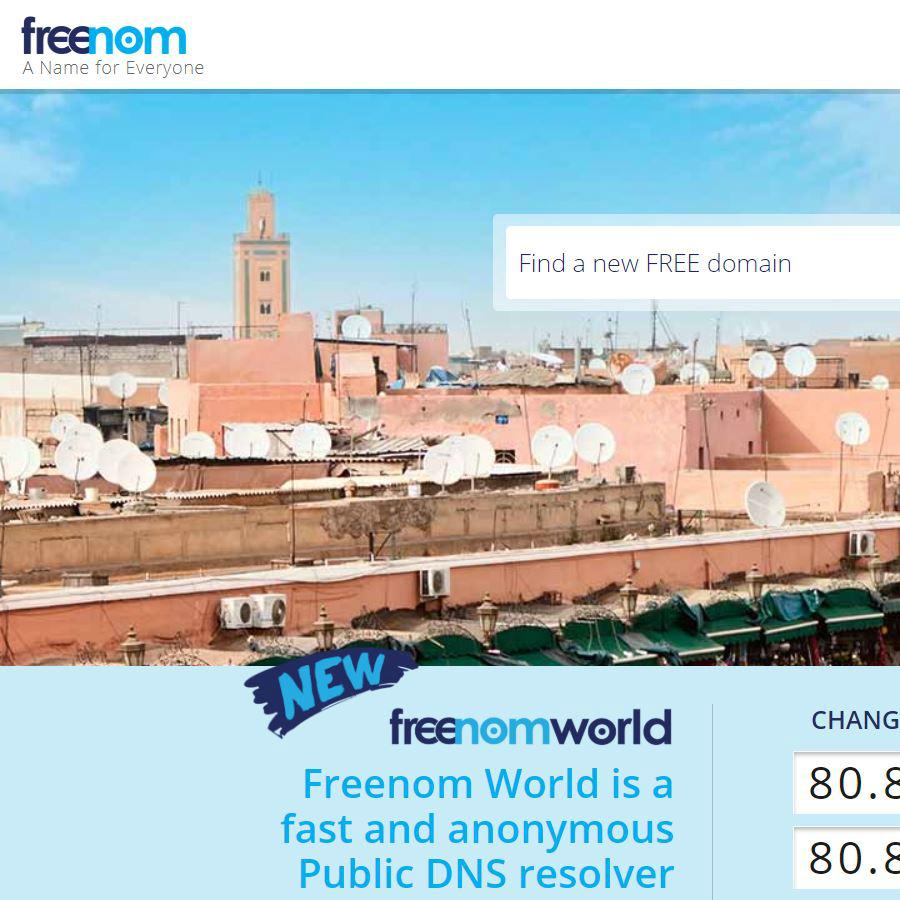 Freenom