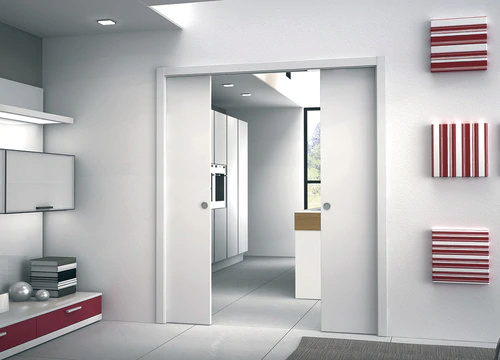 Синхронизация на двойна врата