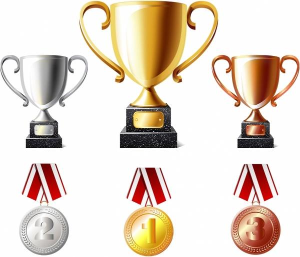 Купи и медали